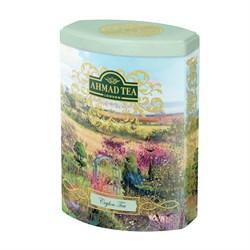 """Чай """"Ahmad Tea"""" Цейлонский чай, Fine Tea Collection, чёрный, листовой, в подарочной металлической банке, 100г - фото 5700"""