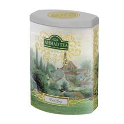 """Чай """"Ahmad Tea"""" Эрл Грей, Fine Tea Collection, чёрный, листовой, в подарочной металлической банке, 100г - фото 5701"""