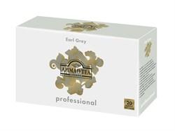 """Чай """"Ahmad Tea Professional"""", Эрл Грей, чёрный, листовой, в пакетах для чайников, 20х5г - фото 5704"""