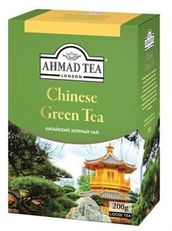 """Чай """"Ahmad Tea"""" «Китайский», зелёный, листовой, 200г - фото 5919"""