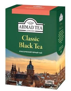 """Чай """"Ahmad Tea"""" «Классический», чёрный, листовой, 200г - фото 5920"""
