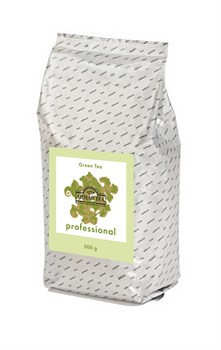 """Чай """"Ahmad Tea Professional"""", Зелёный чай, листовой, в пакете, 500г - фото 5988"""