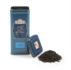 """Чай """"Ahmad Tea"""", Элитный Чай Ассам, в специальной металлической банке, 100г - фото 6079"""