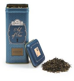 """Чай """"Ahmad Tea"""", Элитный Чай Дарджилинг, в специальной металлической банке, 100г - фото 6101"""