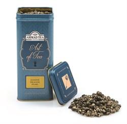 """Чай """"Ahmad Tea"""", Чай Жемчужина Королевского Дракона, в специальной металлической банке, 75г - фото 6111"""