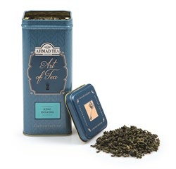 """Чай """"Ahmad Tea"""", Чай Королевский Улун, в специальной металлической банке, 100г - фото 6121"""