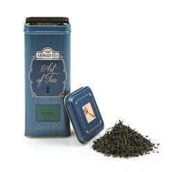 """Чай """"Ahmad Tea"""", Чай зелёный Мао Цзянь, в специальной металлической банке, 100г - фото 6131"""
