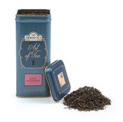 """Чай """"Ahmad Tea"""", Чай Королевский Английский Полдник, в специальной металлической банке, 100г - фото 6137"""