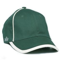 """Бейсболка """"Ahmad Tea"""", темно-зеленая - фото 6203"""