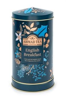 """Чай """"Ahmad Tea"""", Английский завтрак, """"Таинственные Сумерки"""", чёрный листовой чай в музыкальной шкатулке, 80 гр - фото 6399"""