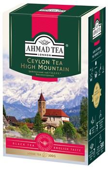 """Чай """"Ahmad Tea"""" F.B.O.P.F. Цейлонский высокогорный, чёрный, листовой, 100г - фото 6413"""