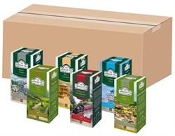 "Коллекция чая в пакетиках от ""Ahmad Tea"" ""Ahmad Tea Mix"" 12 любых пачек по 25 пакетиков на Ваш выбор - фото 6620"