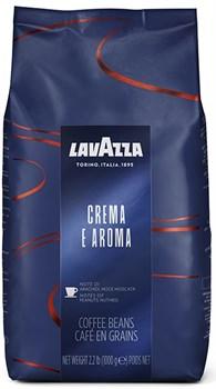 "Кофе ""Lavazza"" ""Crema E Aroma"", в зёрнах, 1кг - фото 6732"