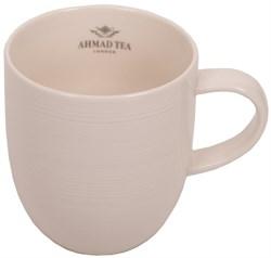 """Кружка """"Ahmad Tea"""", белая, керамическая, 330 мл - фото 6745"""