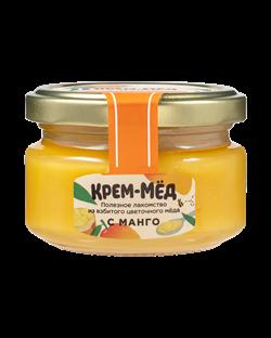 """Мёд кремовый с манго """"Качество доброго мёда"""", 120гр - фото 6972"""