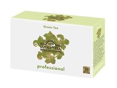 """Чай """"Ahmad Tea Professional"""", Зелёный чай, листовой, в пакетах для чайников, 20х5г"""