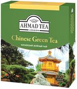 "Чай ""Ahmad Tea"" «Китайский», зелёный, листовой, 100х1,8г"