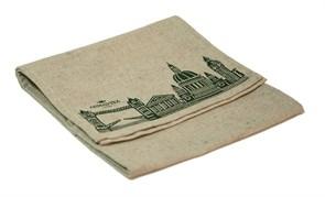 "Полотенце кухонное с логотипом ""Ahmad Tea"" (в комплекте 2 полотенца)"