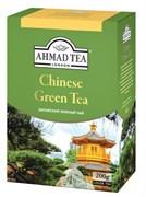 """Чай """"Ahmad Tea"""" «Китайский», зелёный, листовой, 200г"""
