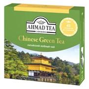 """Чай """"Ahmad Tea"""" «Китайский», зелёный, в пакетиках без ярлычков, 40х1,8г"""