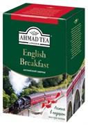 """Чай """"Ahmad Tea"""" Английский завтрак, чёрный, листовой, 200г + ложка в подарок"""