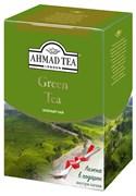 """Чай """"Ahmad Tea"""" Зелёный чай, листовой, 200г + ложка в подарок"""