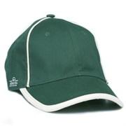 """Бейсболка """"Ahmad Tea"""", темно-зеленая"""