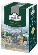 "Чай ""Ahmad Tea"" Эрл Грей, чёрный, листовой, 200г"