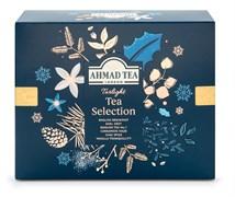 """Чай """"Ahmad Tea"""", Набор """"Таинственные Сумерки"""", пакетики в конвертах, в картонной пачке, 6 вкусов, 60 пакетиков по 2 гр"""