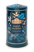 """Чай """"Ahmad Tea"""", Английский завтрак, """"Таинственные Сумерки"""", чёрный листовой чай в музыкальной шкатулке, 80 гр"""