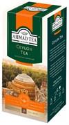 """Чай """"Ahmad Tea"""" Цейлонский чай, чёрный, в пакетиках с ярлычками в конвертах из фольги, 25х2г"""