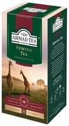 """Чай """"Ahmad Tea"""", Чай Кения, чёрный, в пакетиках с ярлычками в конвертах, 25х2гр"""