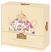 """Чайное Ассорти Ahmad Tea """"Афтенун Ти Коллекшн"""", пакетики в индивидуальных конвертах, 9 вкусов, (45 пакетиков)"""