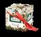 """Набор чайный """"Ahmad Tea"""" «Моментс», Эрл Грей и Зелёный чай с жасмином, листовой чай, картонная коробка в зимнем дизайне, 2х30г - фото 5803"""