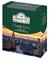 """Чай """"Ahmad Tea"""", Классик Грей, чёрный, с ароматом бергамота, в пакетиках  с ярлычками, 100х1,9г - фото 6453"""